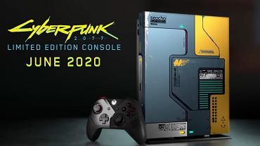 Xbox One X Cyberpunk 2077 Edition