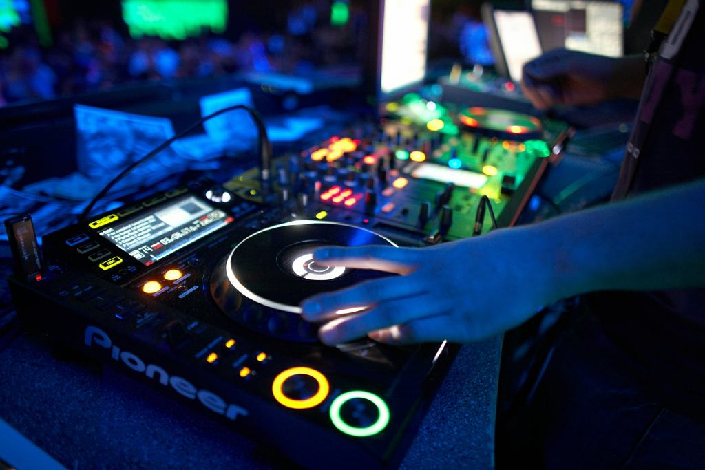 Konsoleta DJ'a