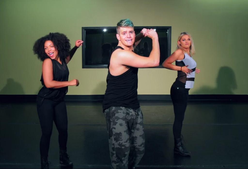Taneczne ćwiczenia z Fitness Marshallem