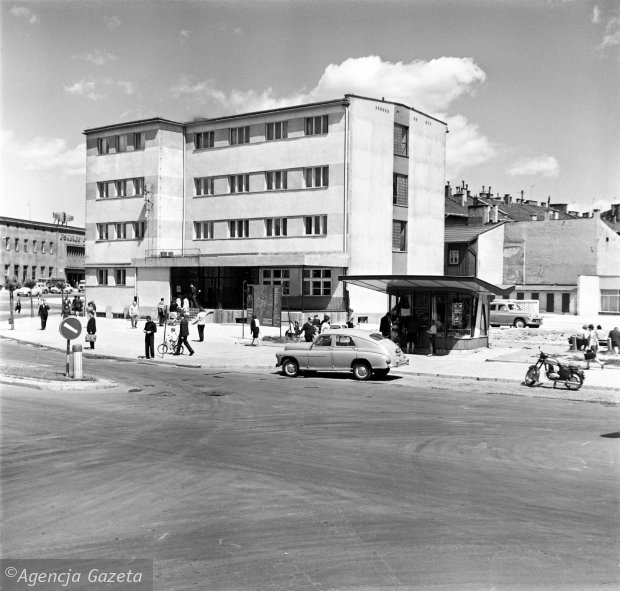 !!! UWAGA !!! DO WYKORZYSTANIA TYLKO DLA RZESZOWSKIEGO ODDZIALU GAZETY WYBORCZEJ DO TEKSTU O HISTORII HOTELU POLONIA Archiwalne zdjecia hotelu