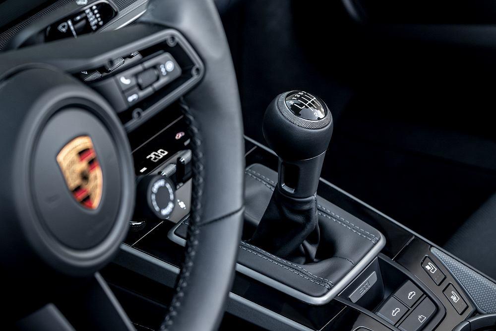 Porsche 911 Carrera 4S - 7-biegowa manualna skrzynia biegów