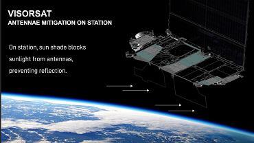 To może być koniec oglądania Starlinków na niebie. Elon Musk zapowiedział zmniejszenie jasności satelitów