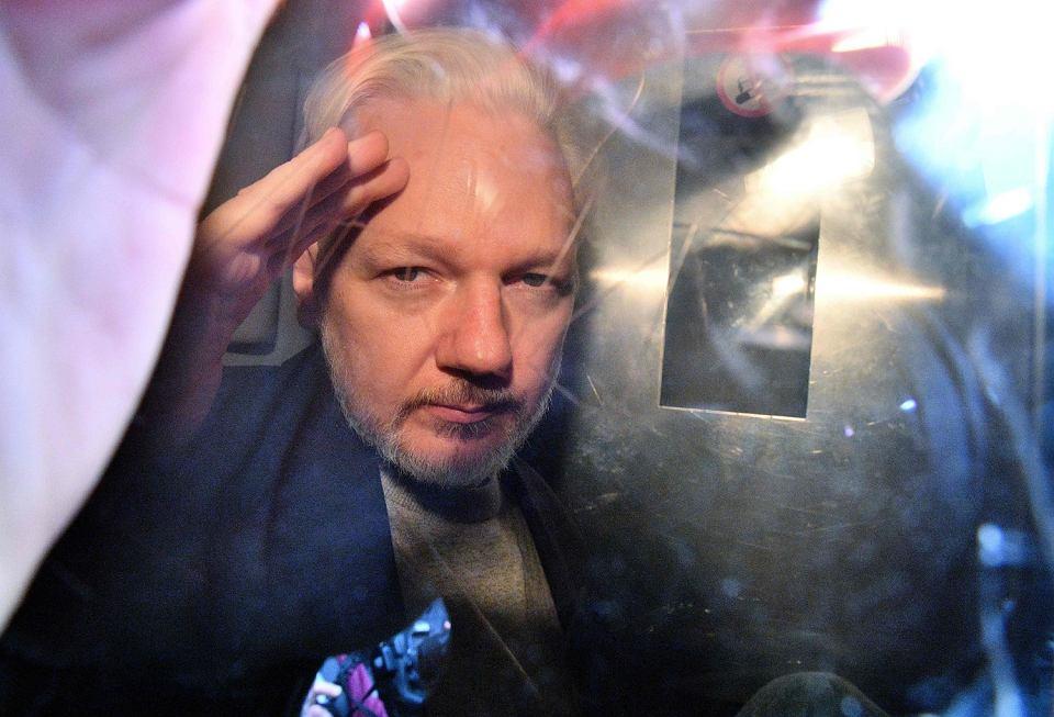 Twórca WikiLeaks Julian Assange