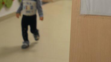Dwulatek sam opuścił żłobek we Włocławku. Zdjęcie ilustracyjne