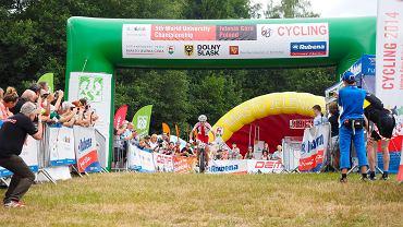 Kasia Solus-Miśkowicz - zwyciężczyni wyścigu kobiet