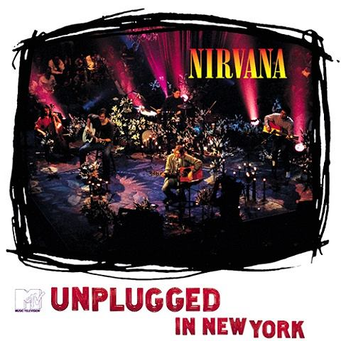 Okładka albumu 'MTV Unplugged Nirvana'