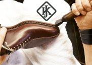 W pracowni Jan Kielman i Syn buty są robione tymi samymi metodami już od 129 lat., buty, logo z klasą, Kielman: buty z klasą