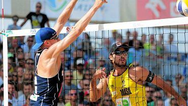 Brazylijskie pary zdominowały turniej Warmia Mazury Grand Slam Olsztyn 2015