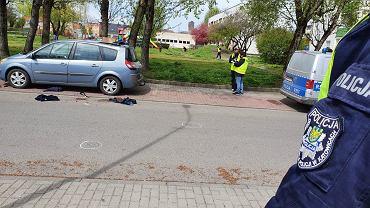 Racibórz. Kierowca zatrzymany do kontroli drogowej śmiertelnie postrzelił policjanta. Został ujęty