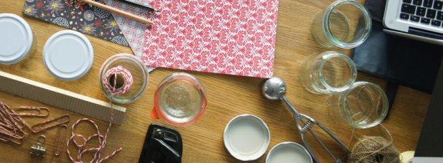 Tandem Bułka z Masłem projektuje własne smaki przetworów.