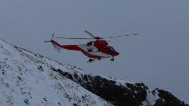 Seria wypadków w Tatrach. TOPR prowadzi trzy akcje ratownicze