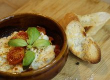 Zapiekanka z ricottą i pieczonymi pomidorami - ugotuj
