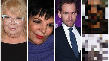 Nina Terentiew 14 marca skończyła 70 lat, ma więc tyle samo lat co wielka Liza Minnelli. Uwierzylibyście? Nam przyszło to z trudem. Jednak zaskakujących par jest więcej. Największym szokiem okazała się być para Piotr Kraśko i... Zapraszamy do naszej galerii.