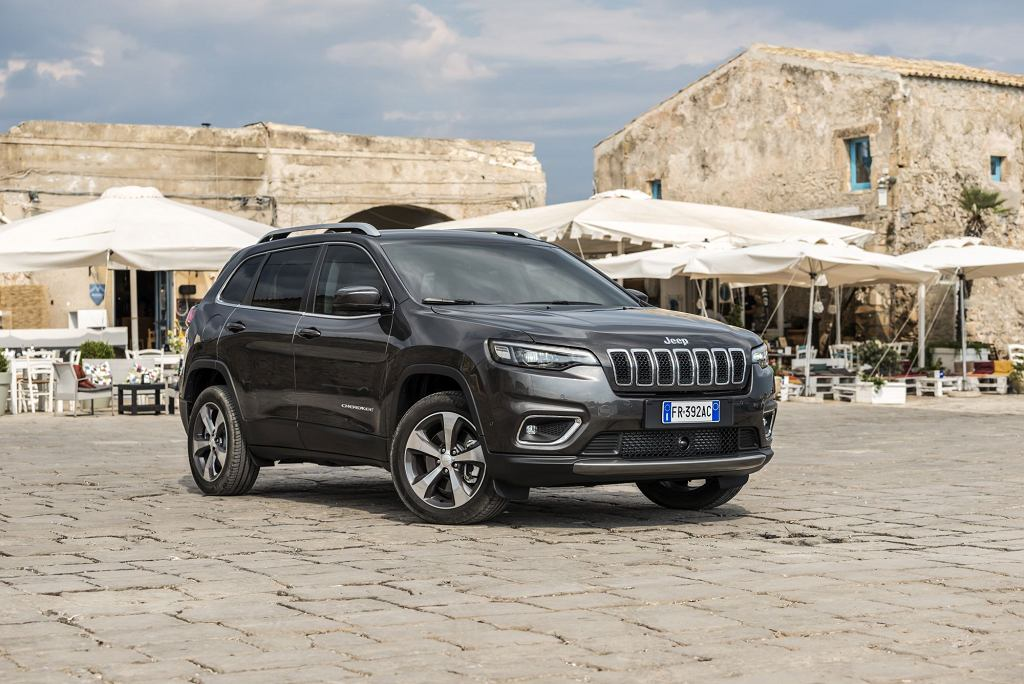 Nowy Jeep Grand Cherokee