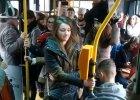 Śpiewali kolędy w autobusie. Pasażerowie w szoku [WIDEO]