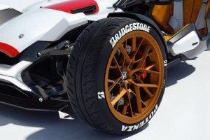 Salon Frankfurt 2015   Honda 2&4 Concept   Silnik MotoGP w aucie