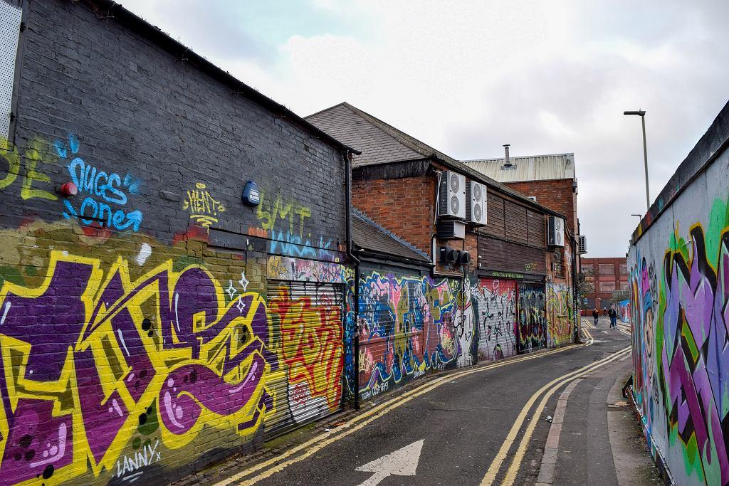 Leicester - zdjęcie ilustracyjne