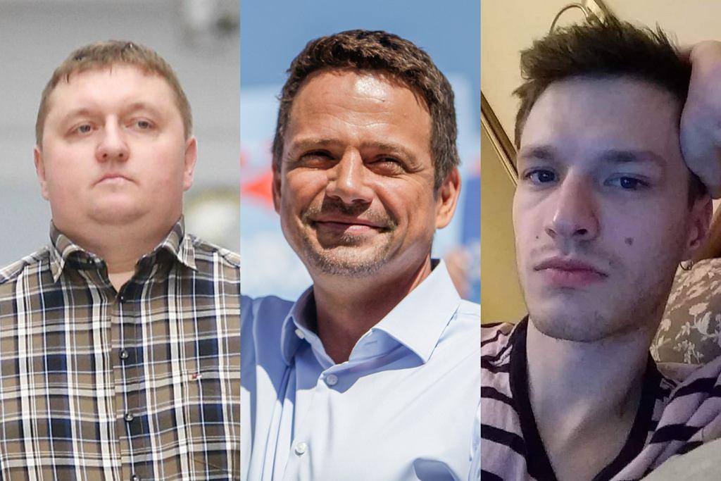 Tomasz Lepper, Ziemowit Gowin, Rafał Trzaskowski