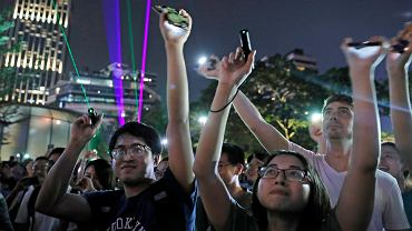 Hongkong, 7 sierpnia 2019