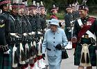 Królowa brytyjska i inni monarchowie europejscy