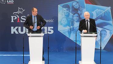 PiS i Kukiz'15 zawarły porozumienie. Kaczyński: Aby układ trwał