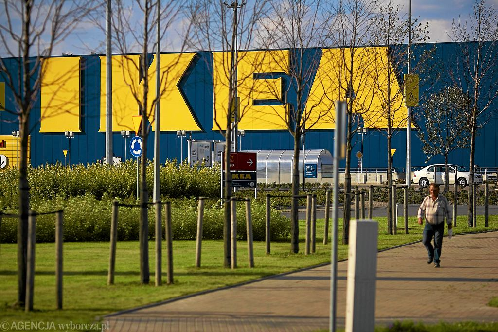 Ikea w Łodzi