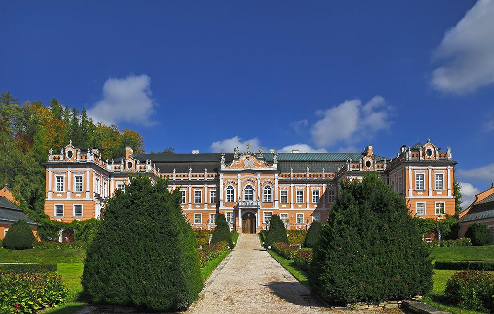 Pałac Nove Hrady