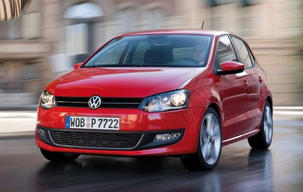 Volkswagen Polo V przed liftingiem