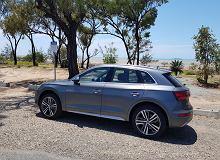 Wyprawa Audi Q5 do Australii - na 2000-kilometrowej trasie Brisbane - Port Douglas SUV pokazał, co potrafi