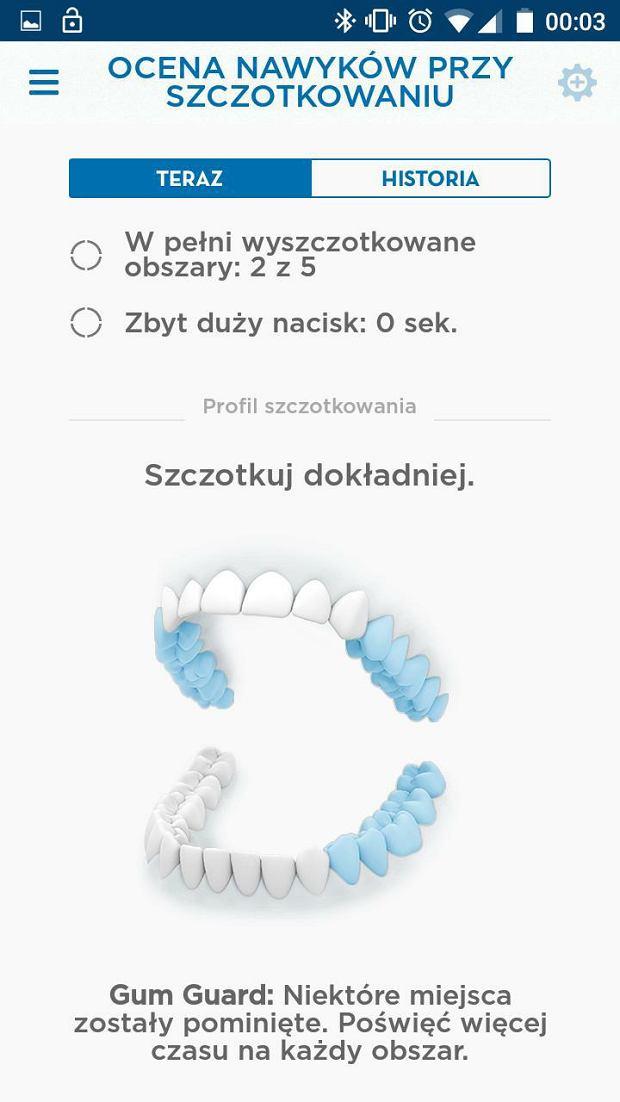 aplikacja Oral-B