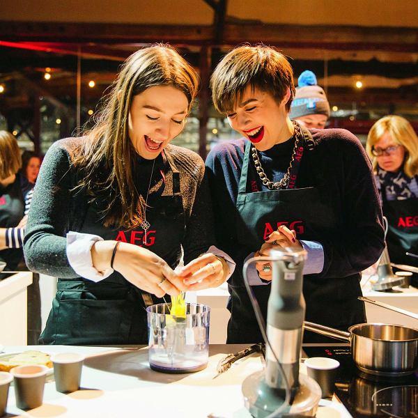 Festiwal dla smakoszy Taste of London