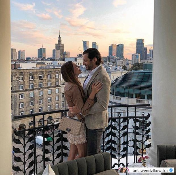Anna Wendzikowska i Jan Bazyl