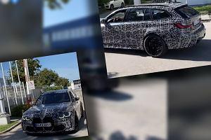 """BMW M3 Touring. Najszybsza """"trójka"""" również w wersji kombi [WIDEO]"""