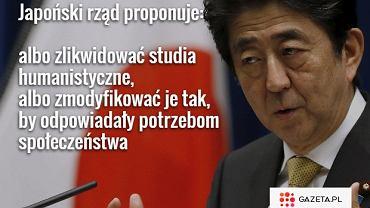 Propozycja rządu Japonii