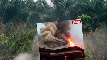 Malezja. Pożar hotelu Berjaya Tioman