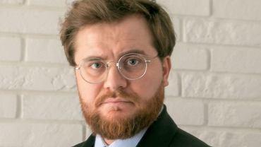 Jarosław Biliński, wiceprezes Okręgowej Rady Lekarskiej w Warszawie
