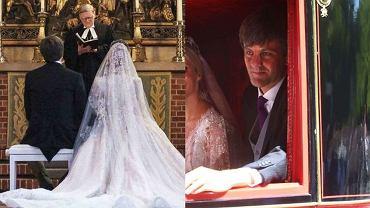 Ślub Jekateriny Malyszewej i księcia Ernsta Augusta