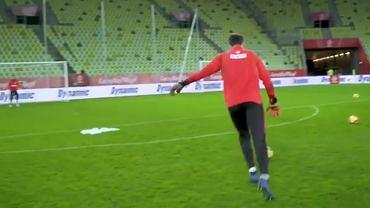 Wojciech Szczęsny chce się odwdzięczyć Cristiano Ronaldo
