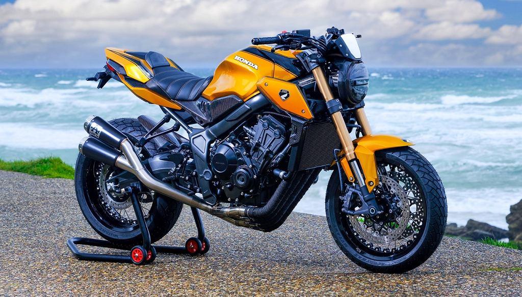 Honda CB650R KarbOne EDITION