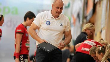 Antoni Parecki nie jest już trenerem Pogoni Handball Szczecin
