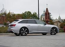 Opinie Moto.pl: Audi A6 Avant 50 TDI. Jedźmy gdziekolwiek