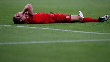 Smuty jest Pep Guardila, Robert Lewandowski i jego koledzy z Bayernu Monachium. Cieszy się Atletico, które w rewanżu przegrało 1:2, ale awansowało do finału Ligi Mistrzów Robert Lewansowski