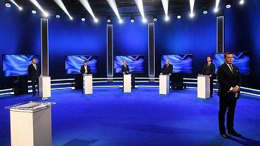 Debata w TVP Info