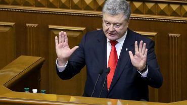 Stan wojenny wprowadzony na Ukrainie
