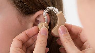 Niedosłuch odbiorczy (łac. hypoacusis perceptiva) to najczęściej występujący rodzaj niedosłuchu.