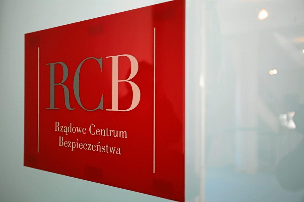 Fałszywy alert RCB o powołaniu do wojska przez kryzys na Ukrainie. 'Sprawą zajmą się służby'