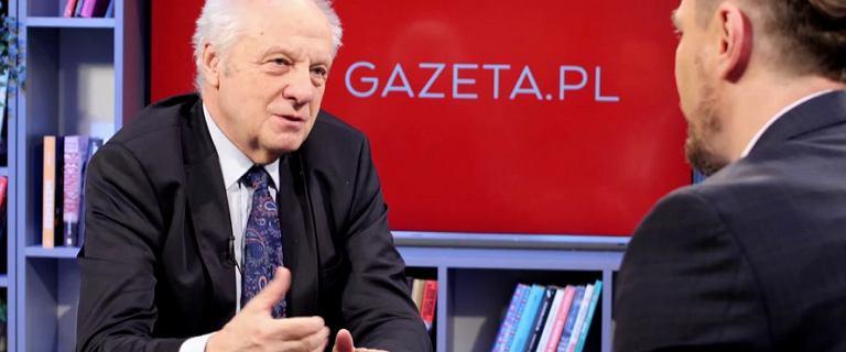 Niesiołowski o Kałuży: ten transfer jest odrażający, on oszukał wyborców
