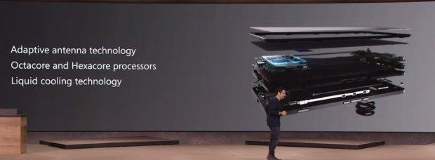 Microsoft prezentuje nowe Lumie 950 i 950XL
