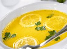 Zupa cytrynowa - ugotuj