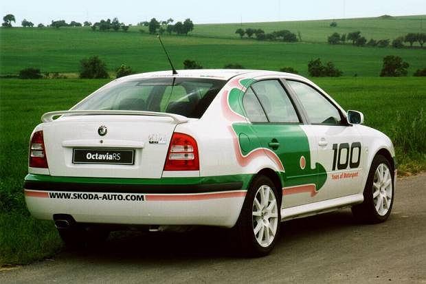 Skoda Octavia RS WRC